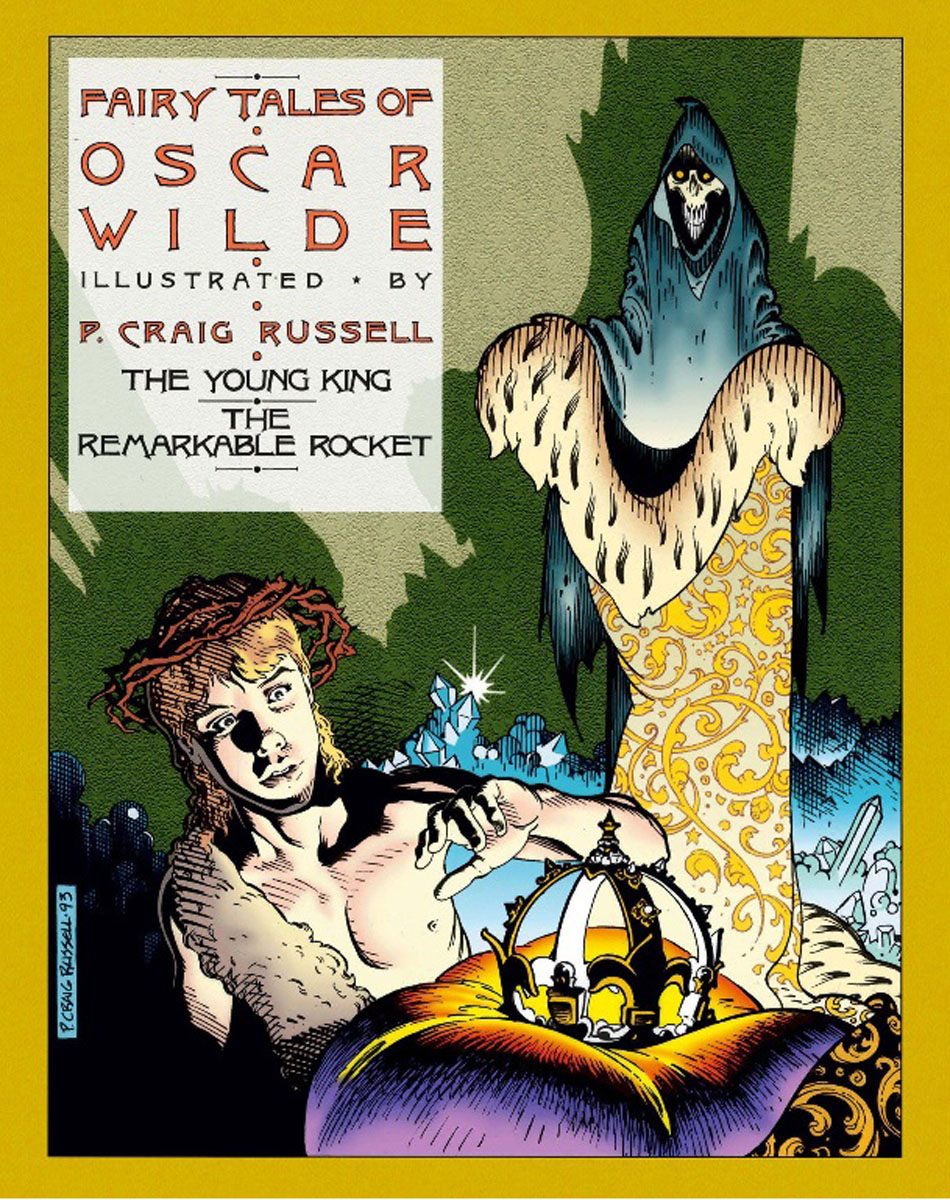 Fairy Tales of Oscar Wilde Vol. 2