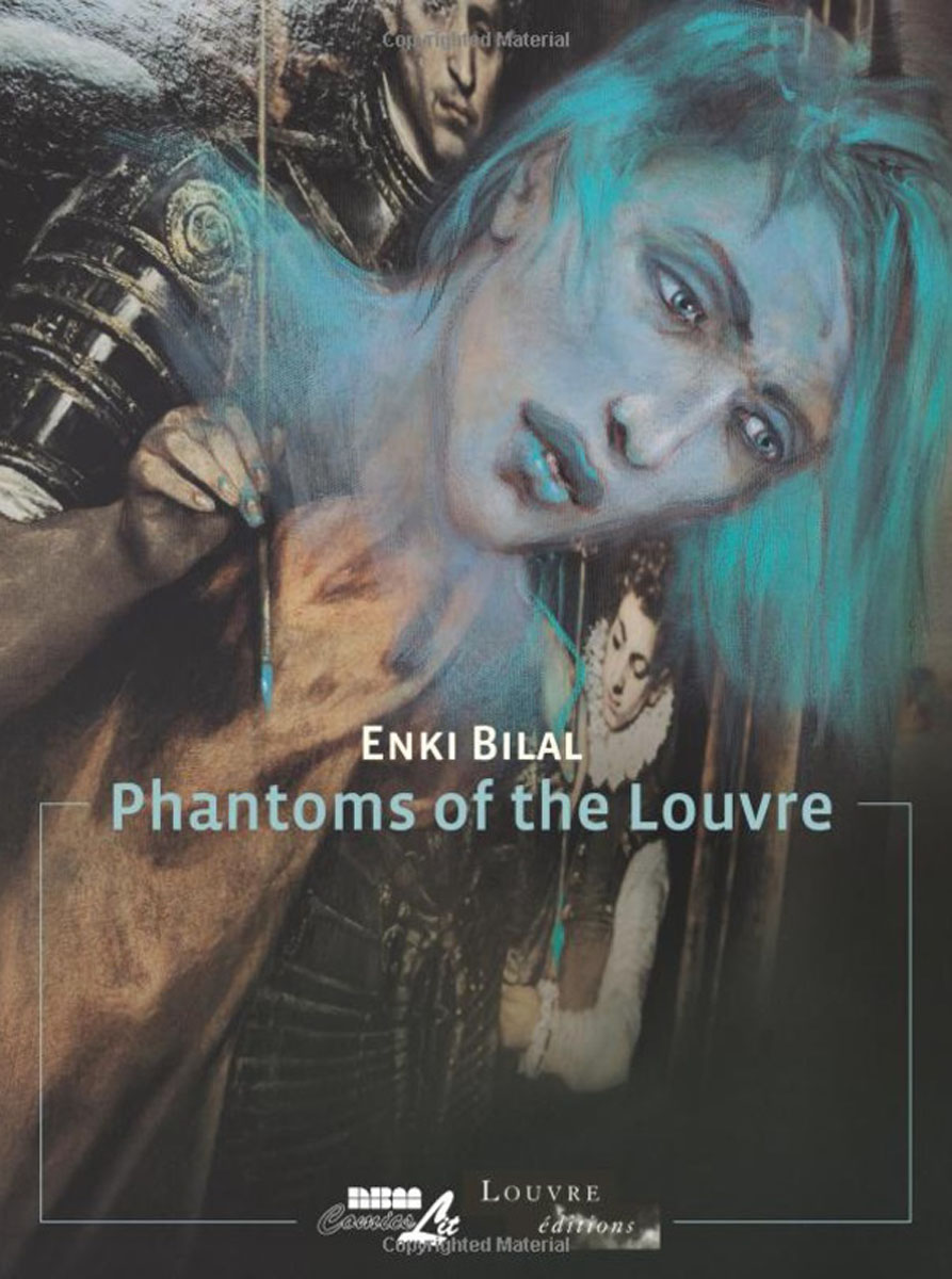Louvre Collection, The: Phantoms of the Louvre the lonely polygamist – a novel