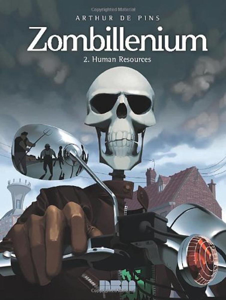 Zombiellenium Vol. 2 chimpanzee complex the vol 2 the sons of ares
