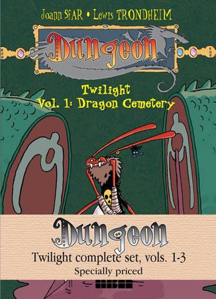 Dungeon: Twilight Set a caress of twilight