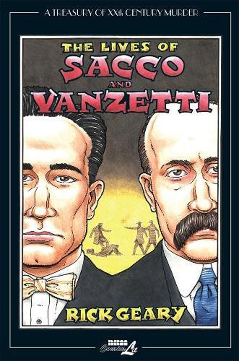 Lives of Sacco & Vanzetti lives of sacco