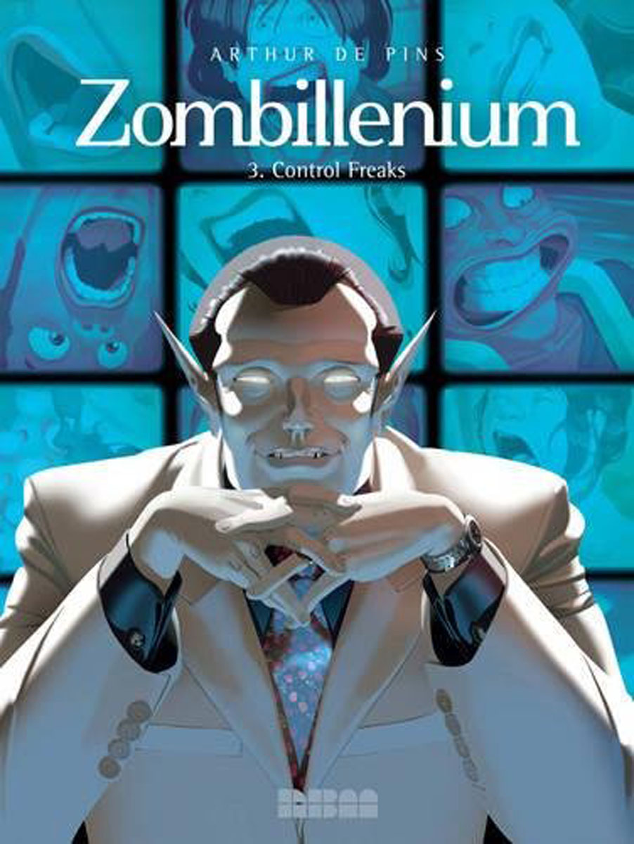 Zombillenium Vol.3 american vampire vol 3