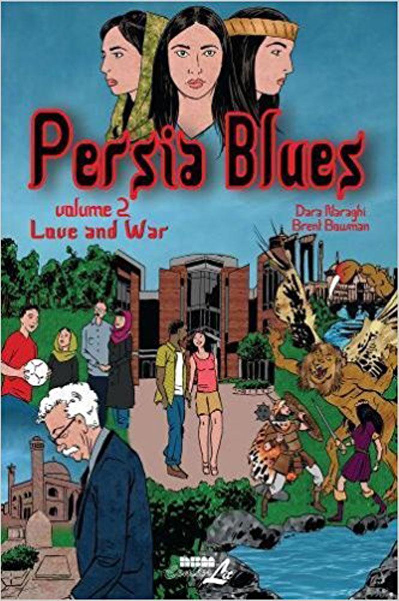 Persia Blues Vol. 2 john malcolm history of persia vol 2
