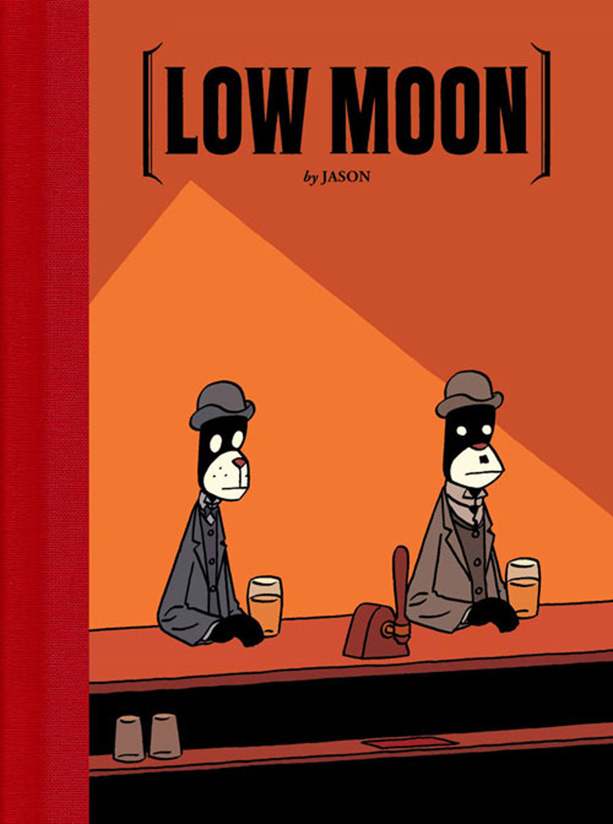 Low Moon the first men in the moon