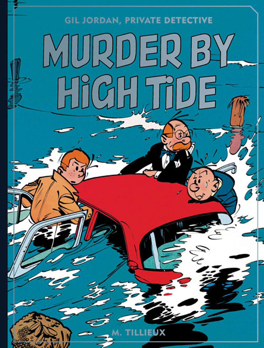 Gil Jordan, Private Eye: Murder by High Tide gil morales short selling with the o neil disciples