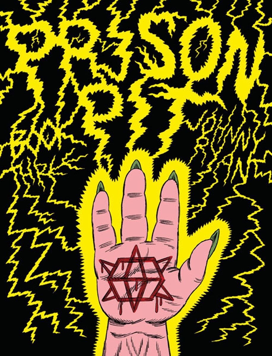 Prison Pit Book Three ed emberley s fingerprint drawing book
