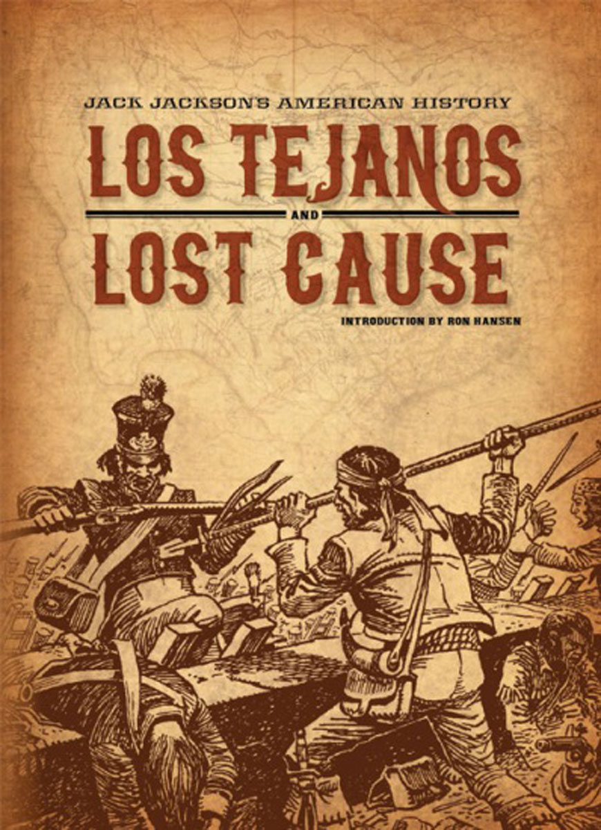 Los Tejanos / Lost Cause karin kukkonen studying comics and graphic novels