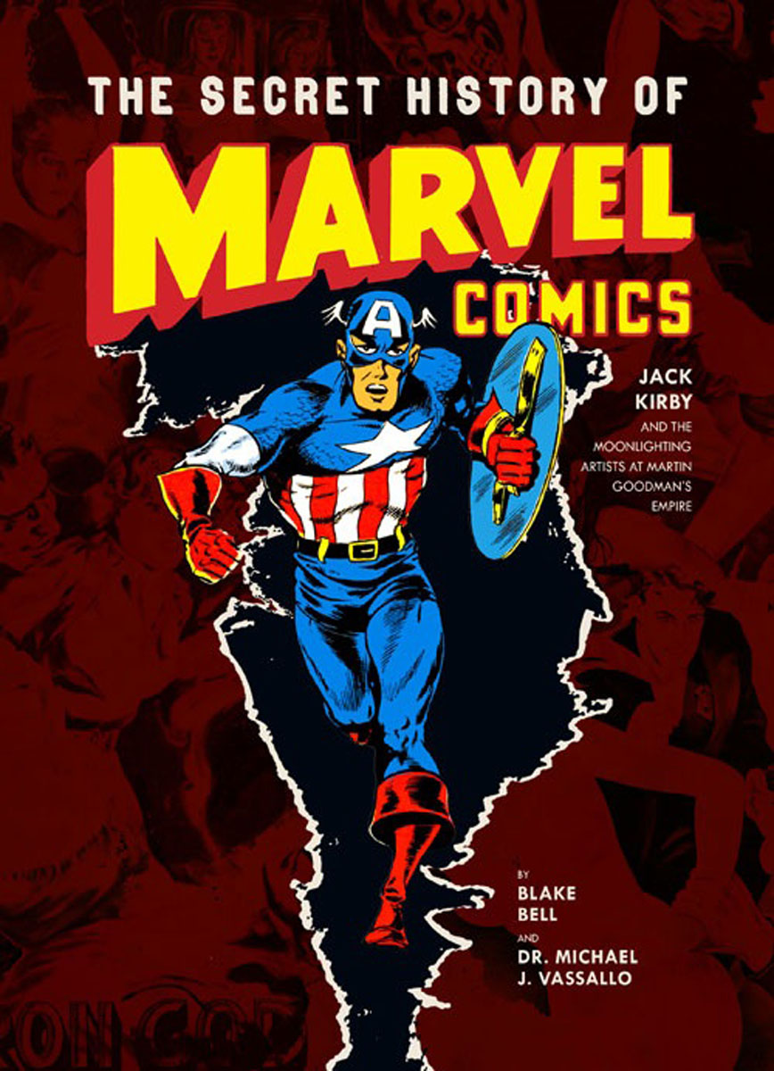 The Secret History of Marvel Comics history of mens magazines volume 2 post war to 1959