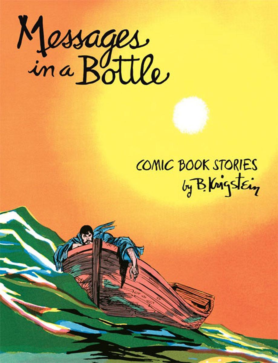 Messages in a Bottle creepy comics volume 2 at death s door