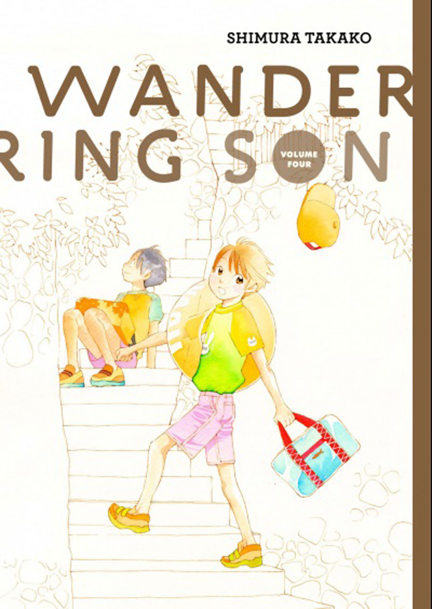 Wandering Son: Book Four exploring mathematic learning ability in elementary school children