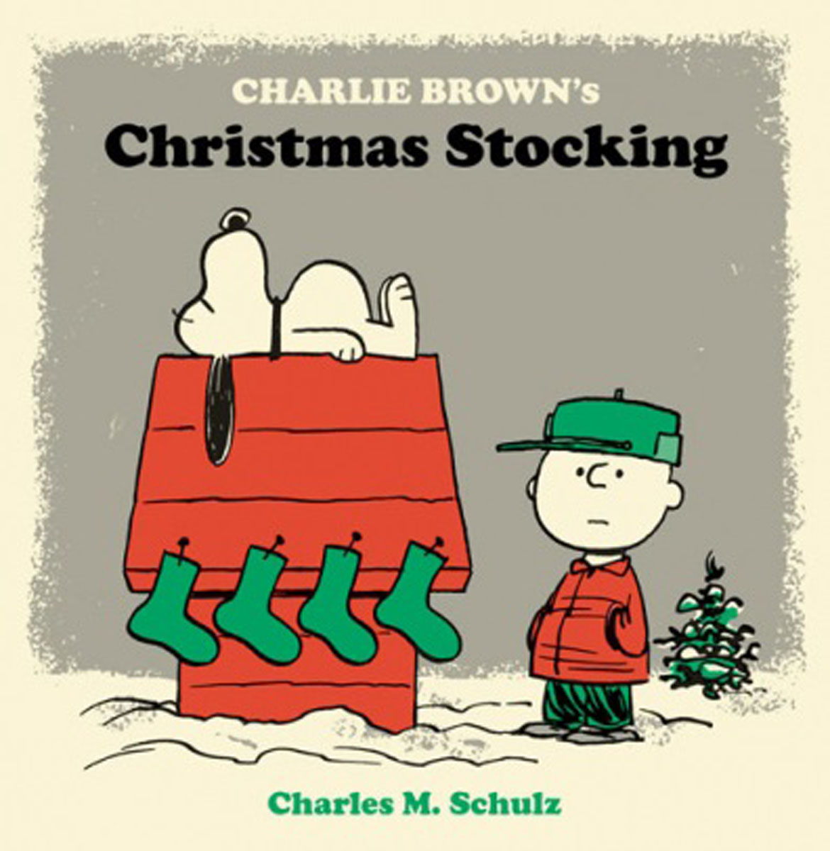 Charlie Brown's Christmas Stocking 30pcs in one postcard take a walk on the go dubai arab emirates christmas postcards greeting birthday message cards 10 2x14 2cm