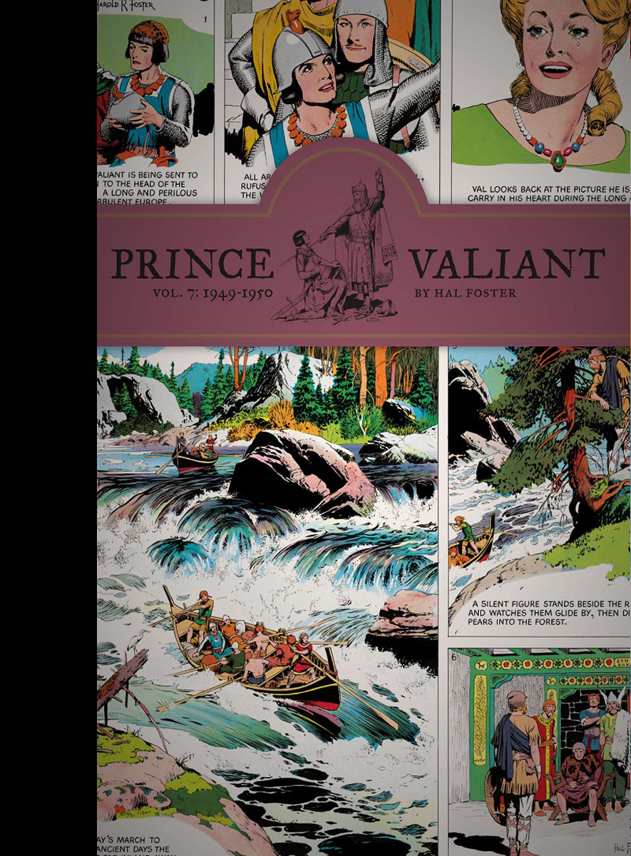 Prince Valiant Vol.7: 1949-1950 prince the hits collection