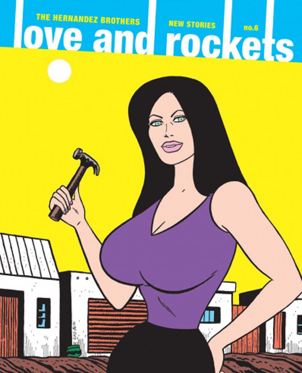 Love and Rockets: New Stories #6 m f k fisher love in a dish and other pieces