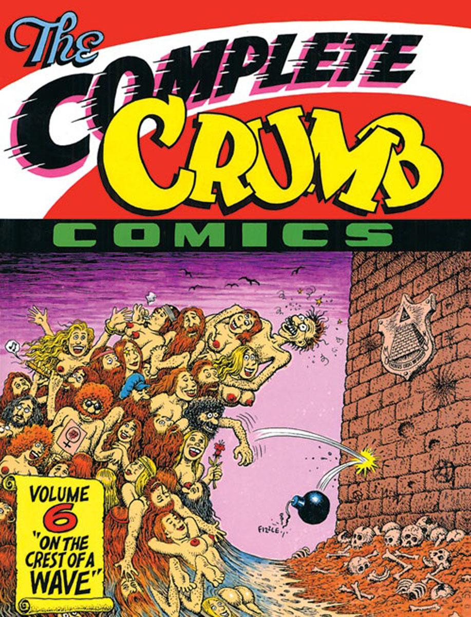 The Complete Crumb Comics Vol. 6 knights of sidonia volume 6