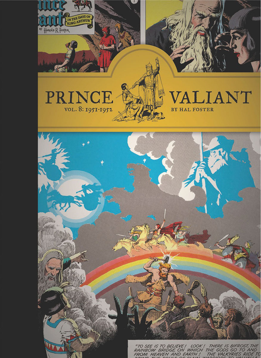 Prince Valiant Vol.8: 1951-1952 the works of edmund spenser vol 8