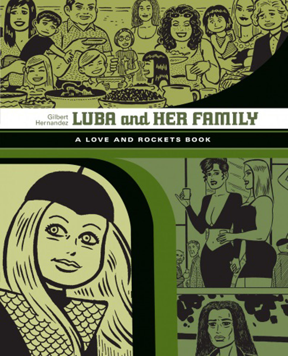 Luba and Her Family: A Love and Rockets Book mcs mc009emqrb11 mcs