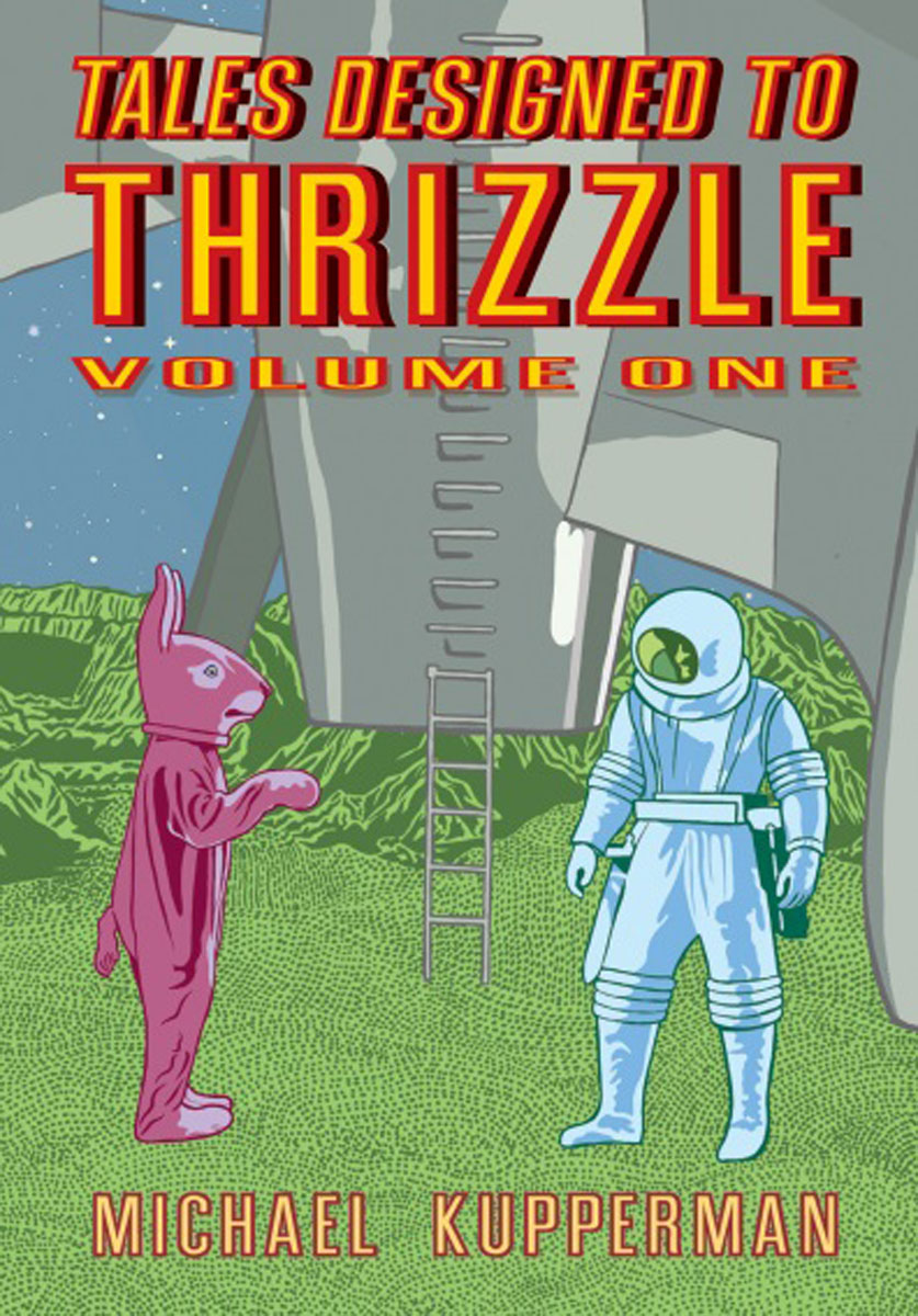 Tales Designed to Thrizzle Vol. 1 the tales of bauchelain and korbal broach vol 1