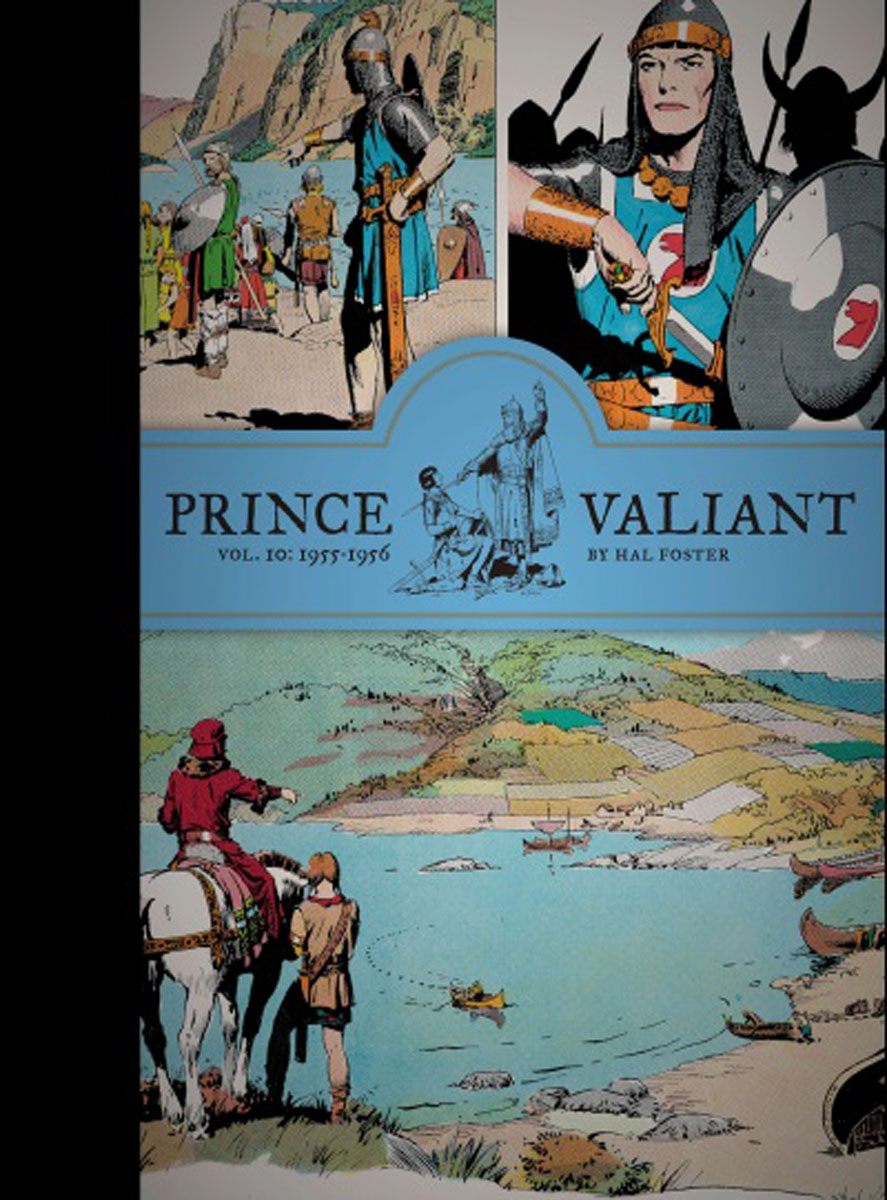 Prince Valiant Vol. 10: 1955-1956 crusade vol 3 the master of machines