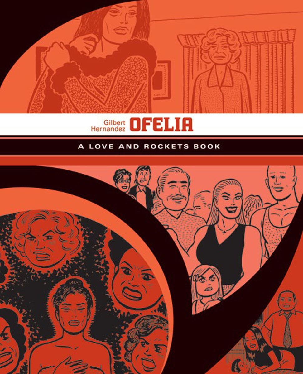Ofelia: A Love & Rockets Book m f k fisher love in a dish and other pieces