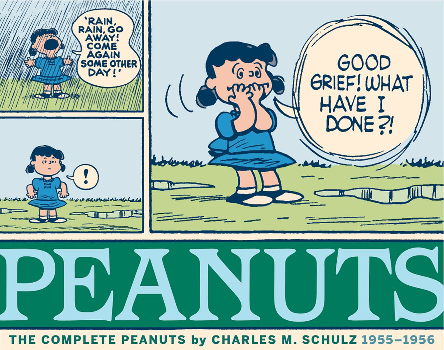 Complete Peanuts Volume 3 1955-1956 nexus confessions volume two