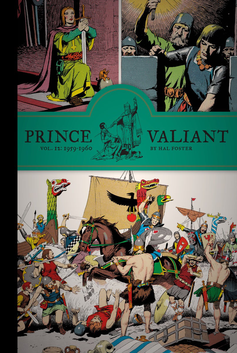 Prince Valiant Vol. 12: 1959-1960 prince the hits collection
