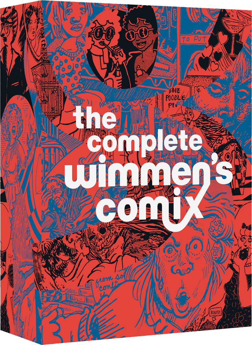 The Complete Wimmen's Comix the complete crumb comics vol 8