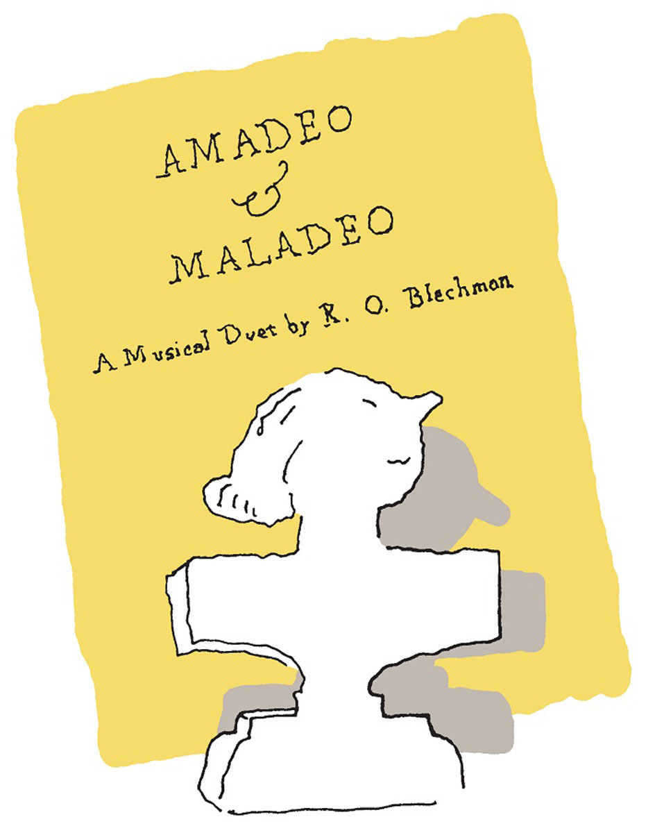 Amadeo & Maladeo eggers d a hologram for the king a novel