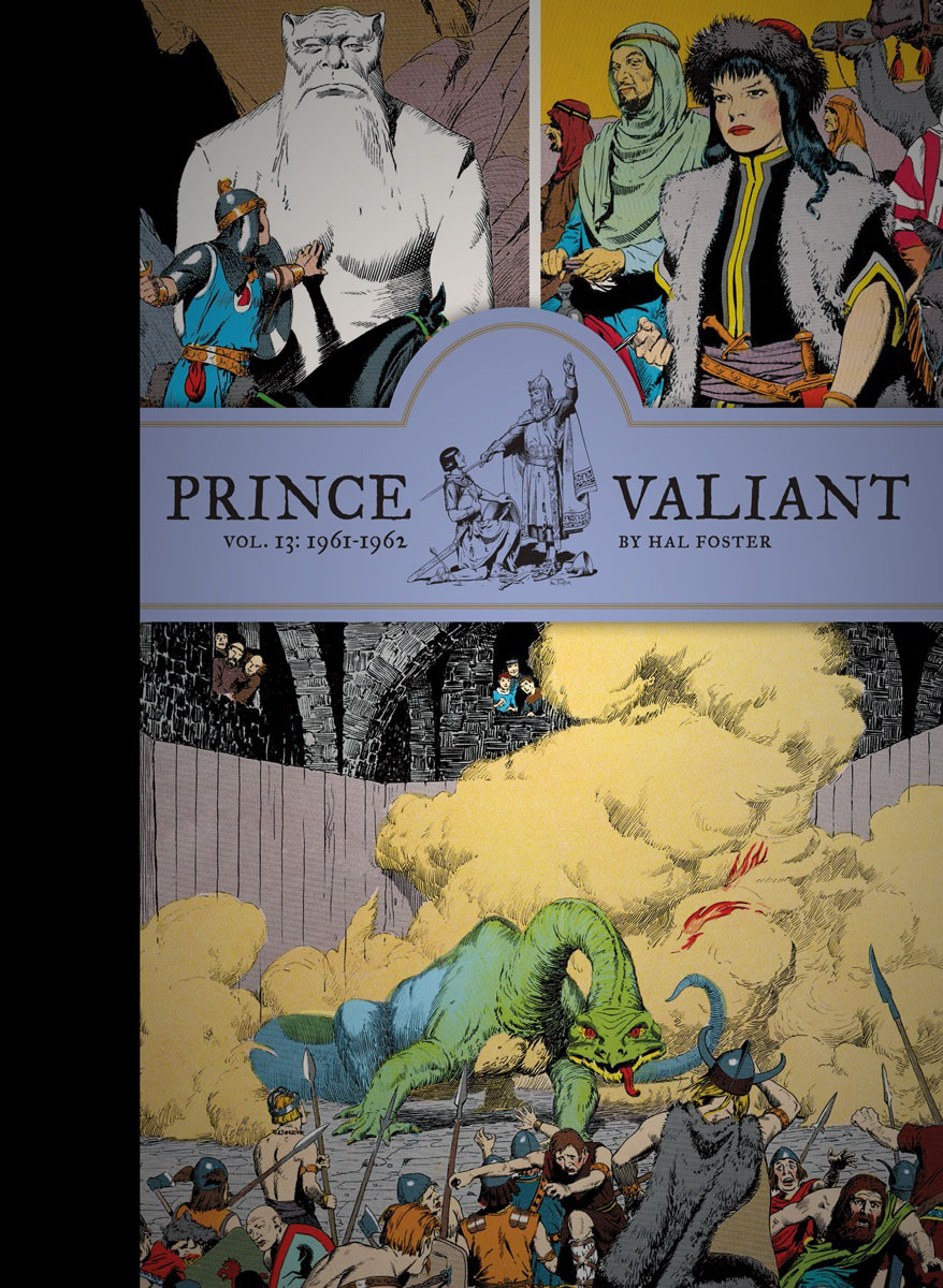 Prince Valiant Vol. 13: 1961-1962 diana vreeland the modern woman the bazaar years 1936 1962
