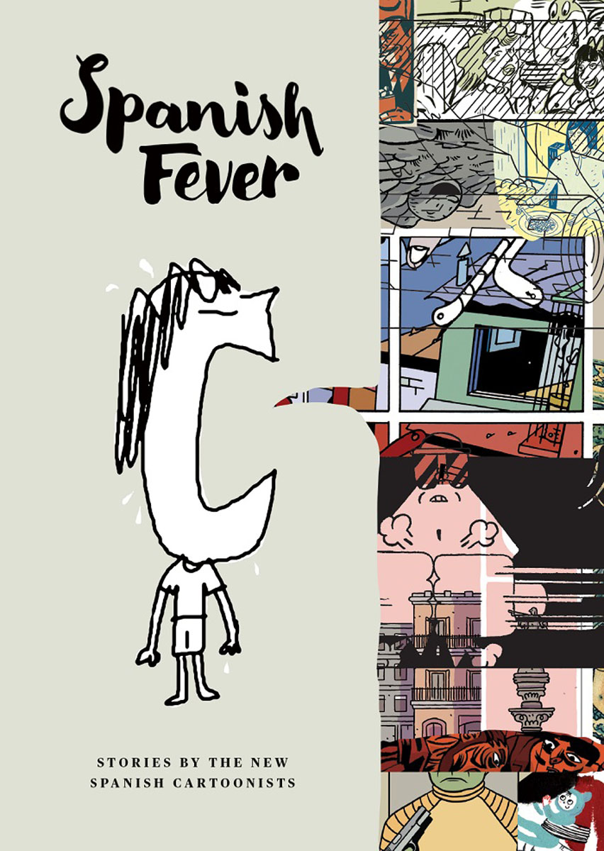 Spanish Fever karin kukkonen studying comics and graphic novels