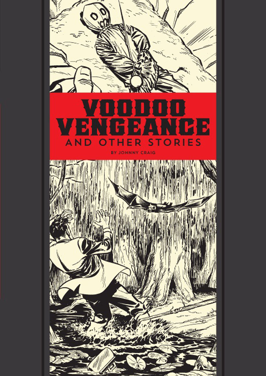 Voodoo Vengeance and Other Stories horror stories