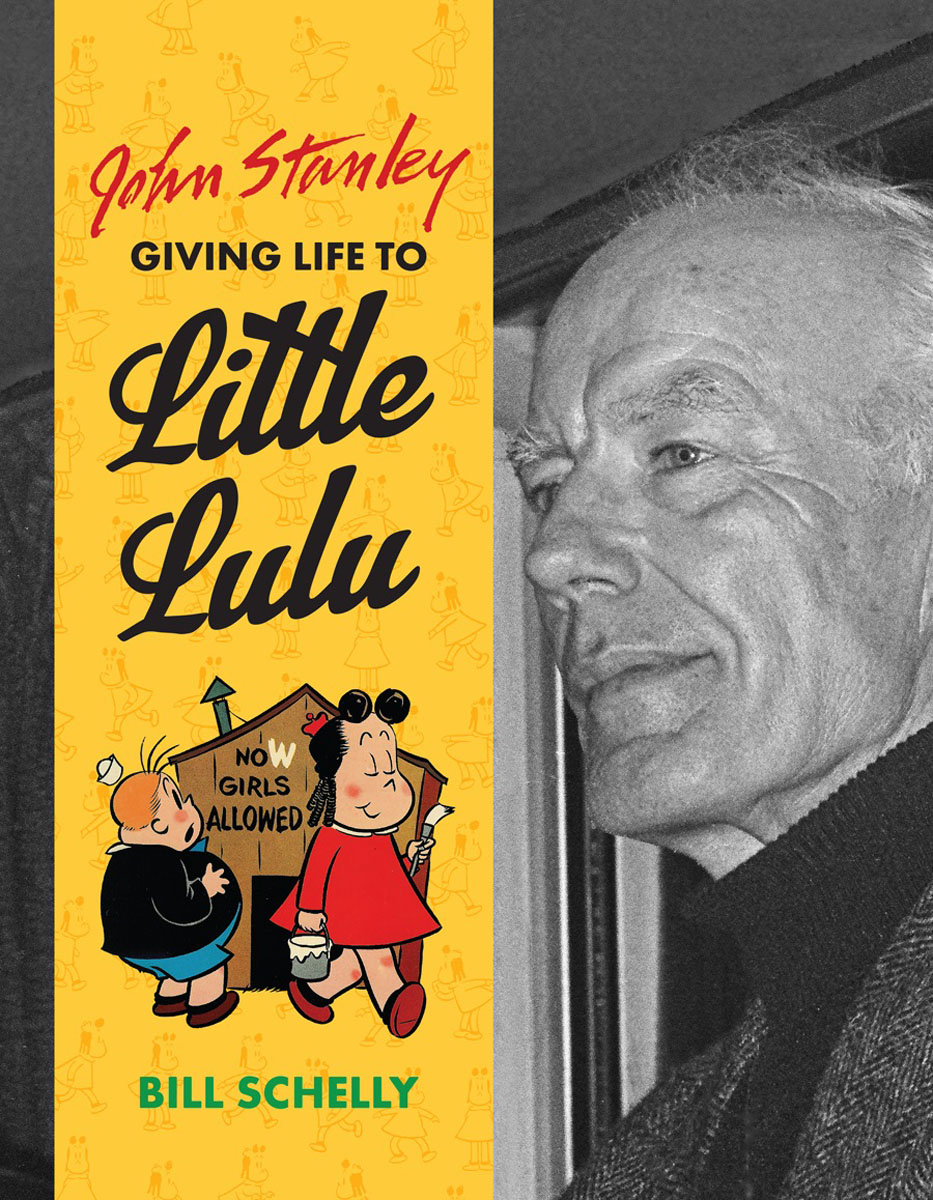 John Stanley: Giving Life to Little Lulu