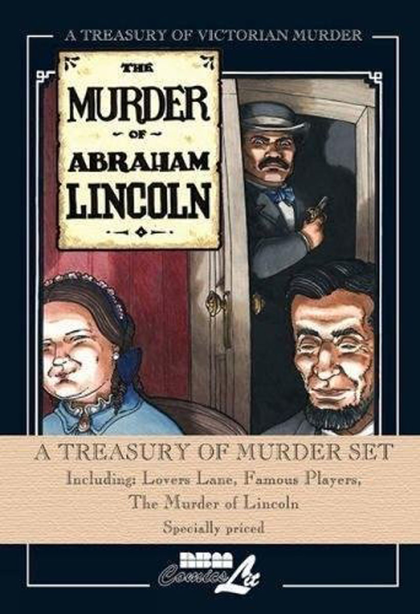 Treasury of Murder Hardcover Set: Lovers Lane, Famous Players, The Murder of Lincoln lover s lane treasury of xxth century murder