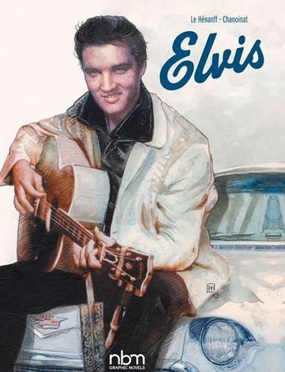Elvis the lonely polygamist – a novel