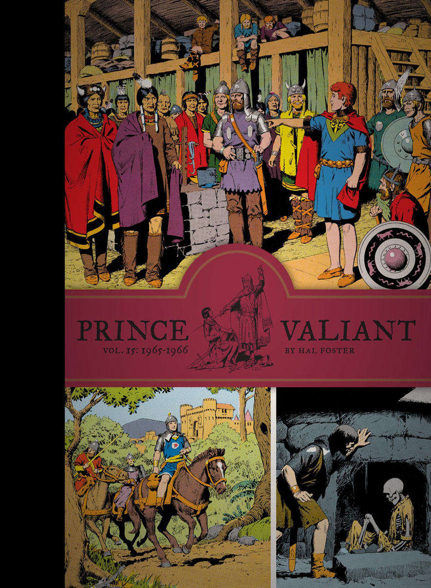 Prince Valiant Vol.15: 1965-1966 the complete guide to self publishing comics how to create and sell comic books manga and webcomics