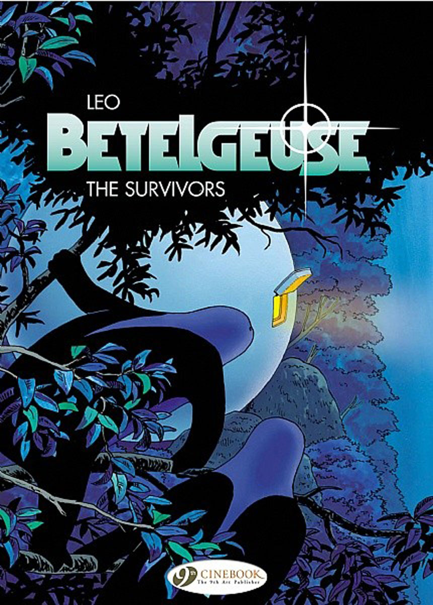 Betelgeuse Vol.1: The Survivors injustice gods among us year five vol 2