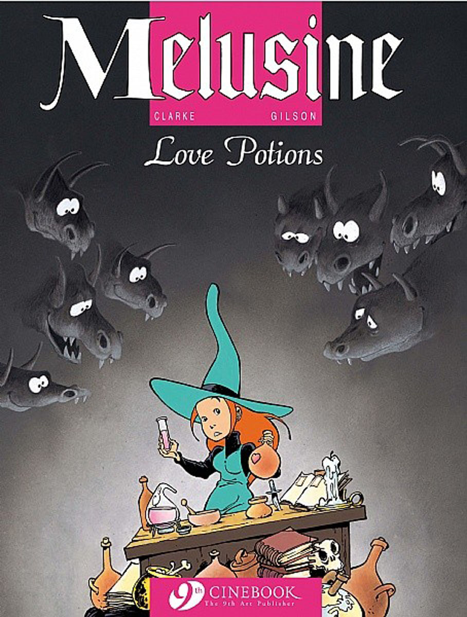 Melusine Vol.4: Love Potions samuel richardson clarissa or the history of a young lady vol 8