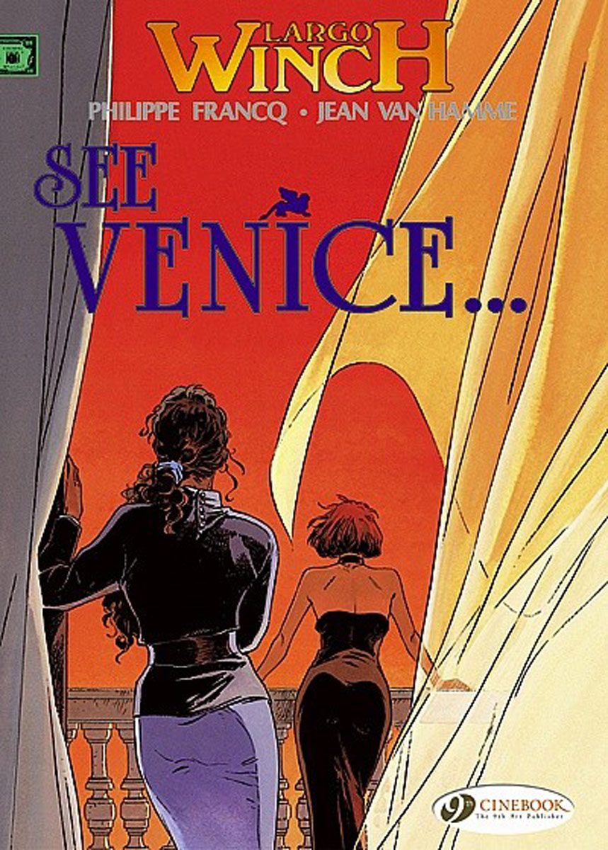 Largo Winch Vol.5: See Venice... shakespeare w the merchant of venice книга для чтения