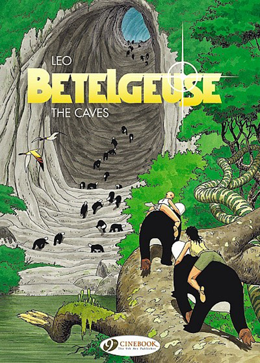 Betelgeuse Vol.2: The Caves betelgeuse vol 1 the survivors