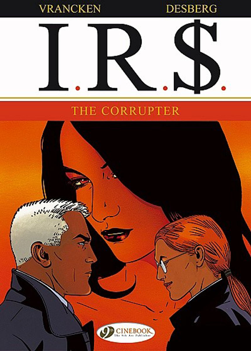 IRS Vol.4: The Corrupter crusade vol 3 the master of machines