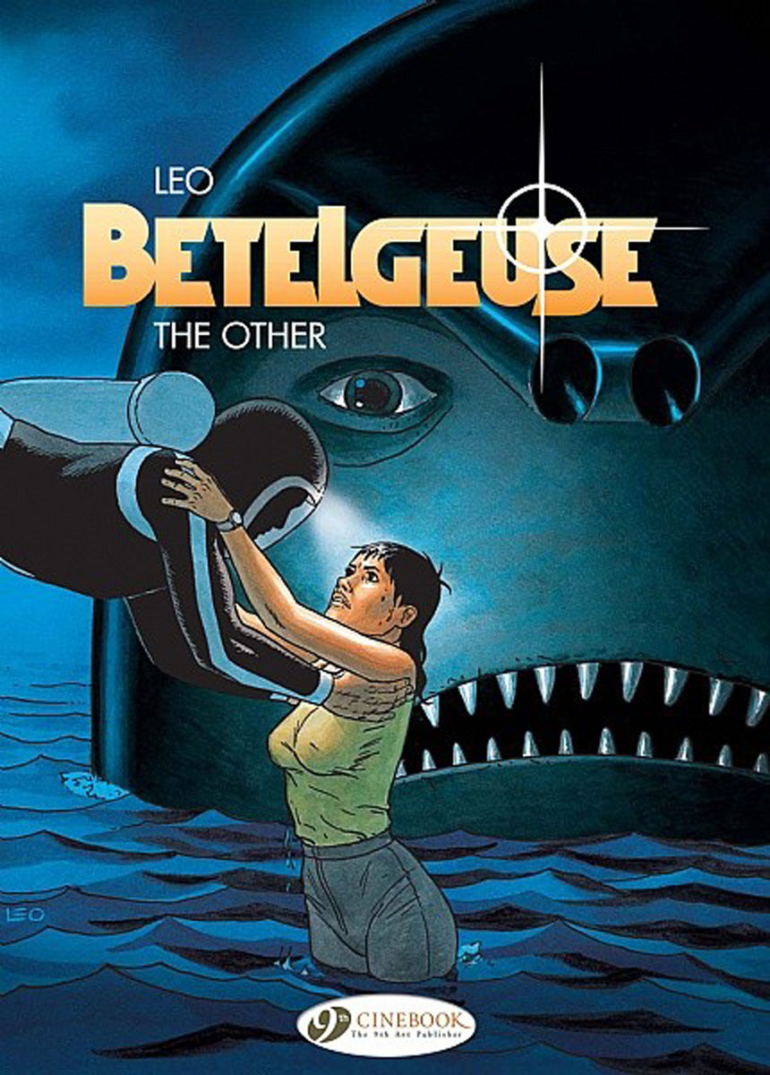 Betelgeuse Vol.3: The Other crusade vol 3 the master of machines