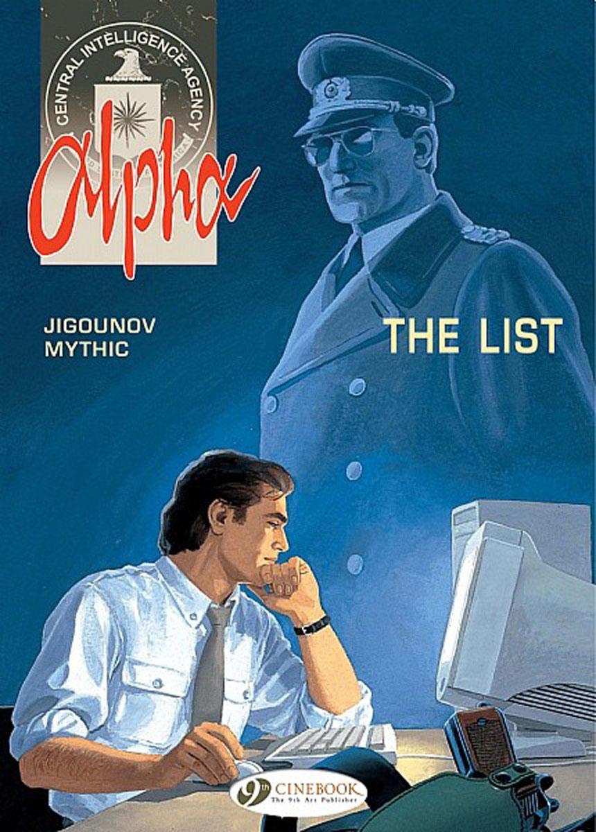 Alpha Vol.3: The List american vampire vol 3