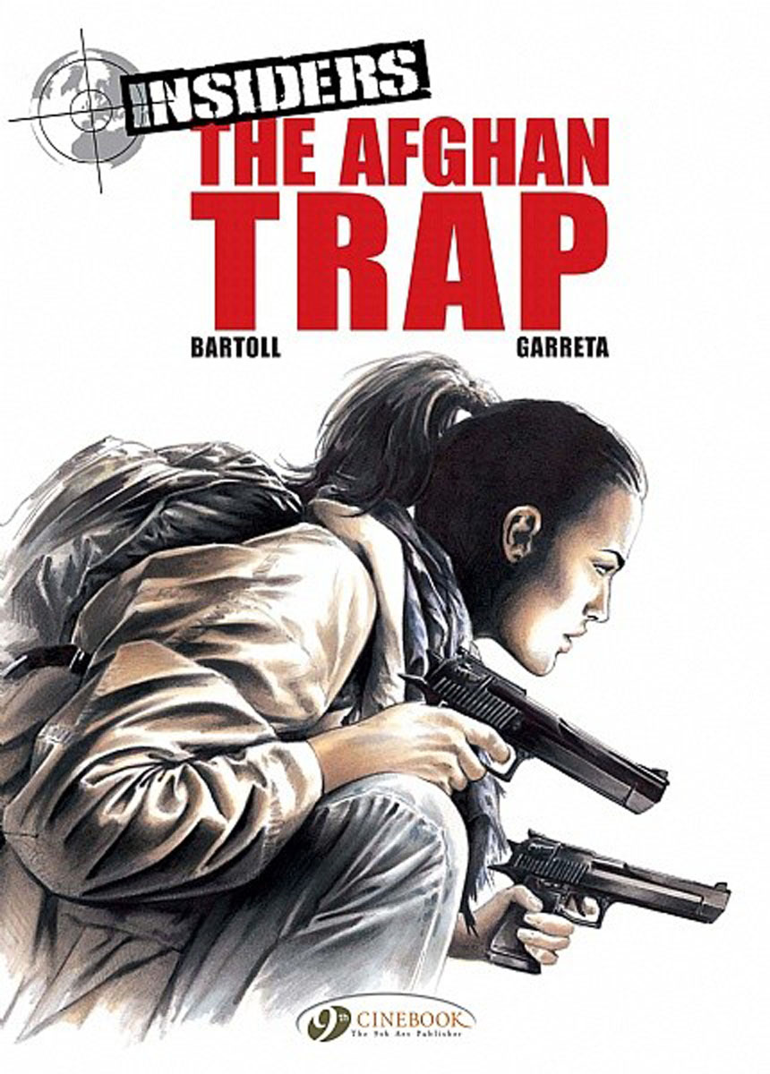 Insiders Vol.3: The Afghan Trap insiders vol 3 the afghan trap