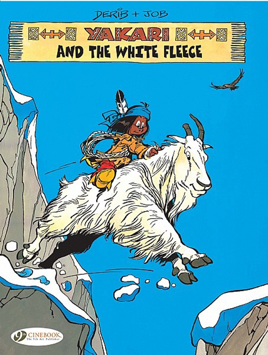 Yakari Vol.8: Yakari and the White Fleece