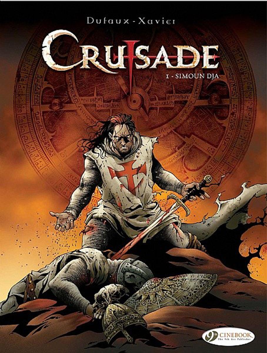 Crusade Vol.1: Simoun Dja batgirl and the birds of prey vol 1 who is oracle rebirth