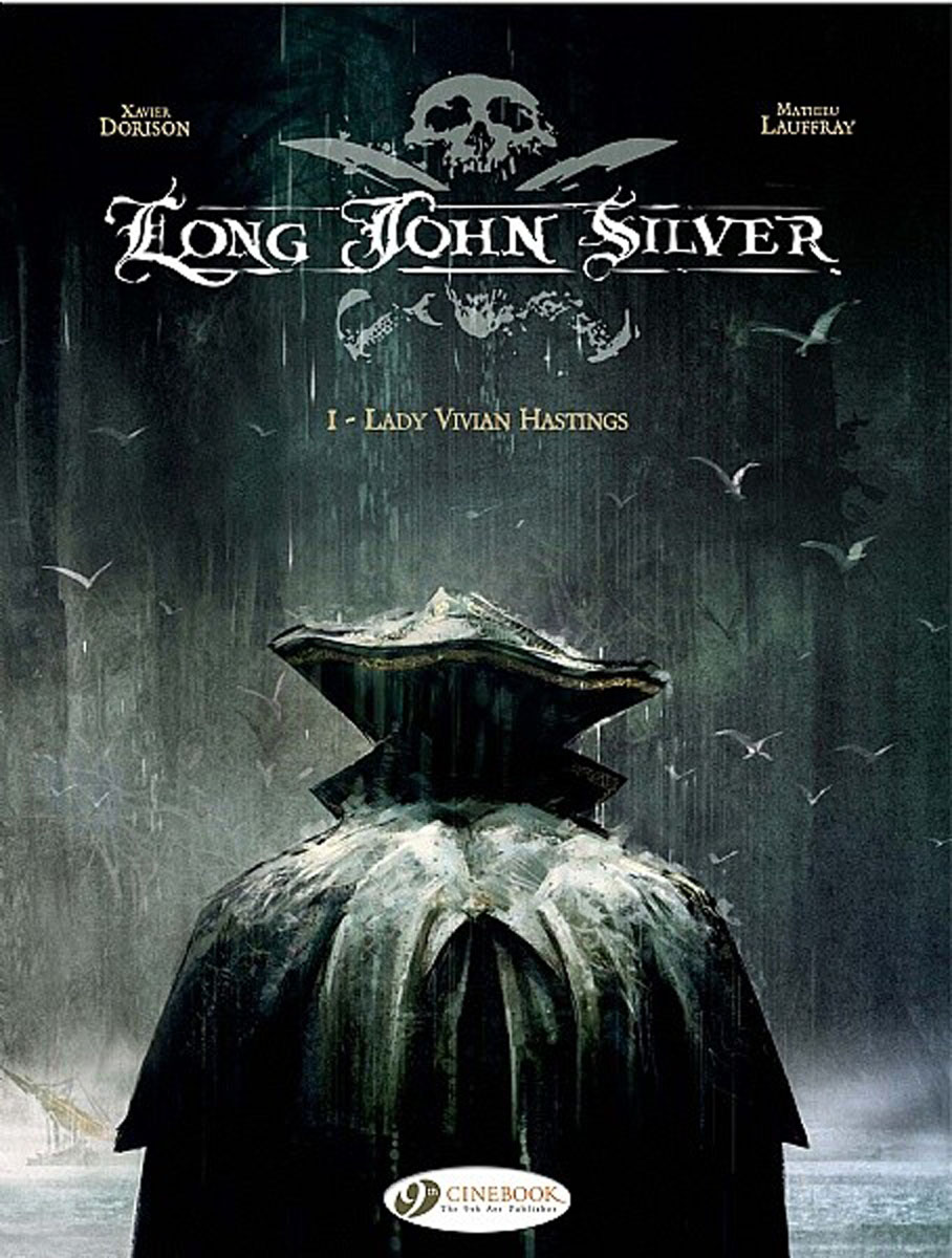 Long John Silver Volume 1: Lady Vivian Hastings long john silver volume 3 the emerald maze