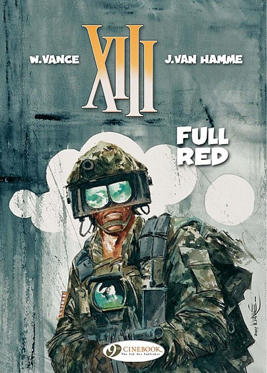 XIII Vol.5: Full Red crusade vol 3 the master of machines