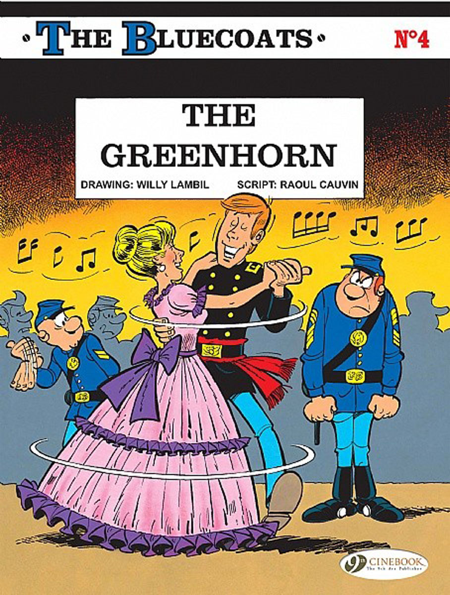 Bluecoats, The Vol.4: The Greenhorn samuel richardson clarissa or the history of a young lady vol 7