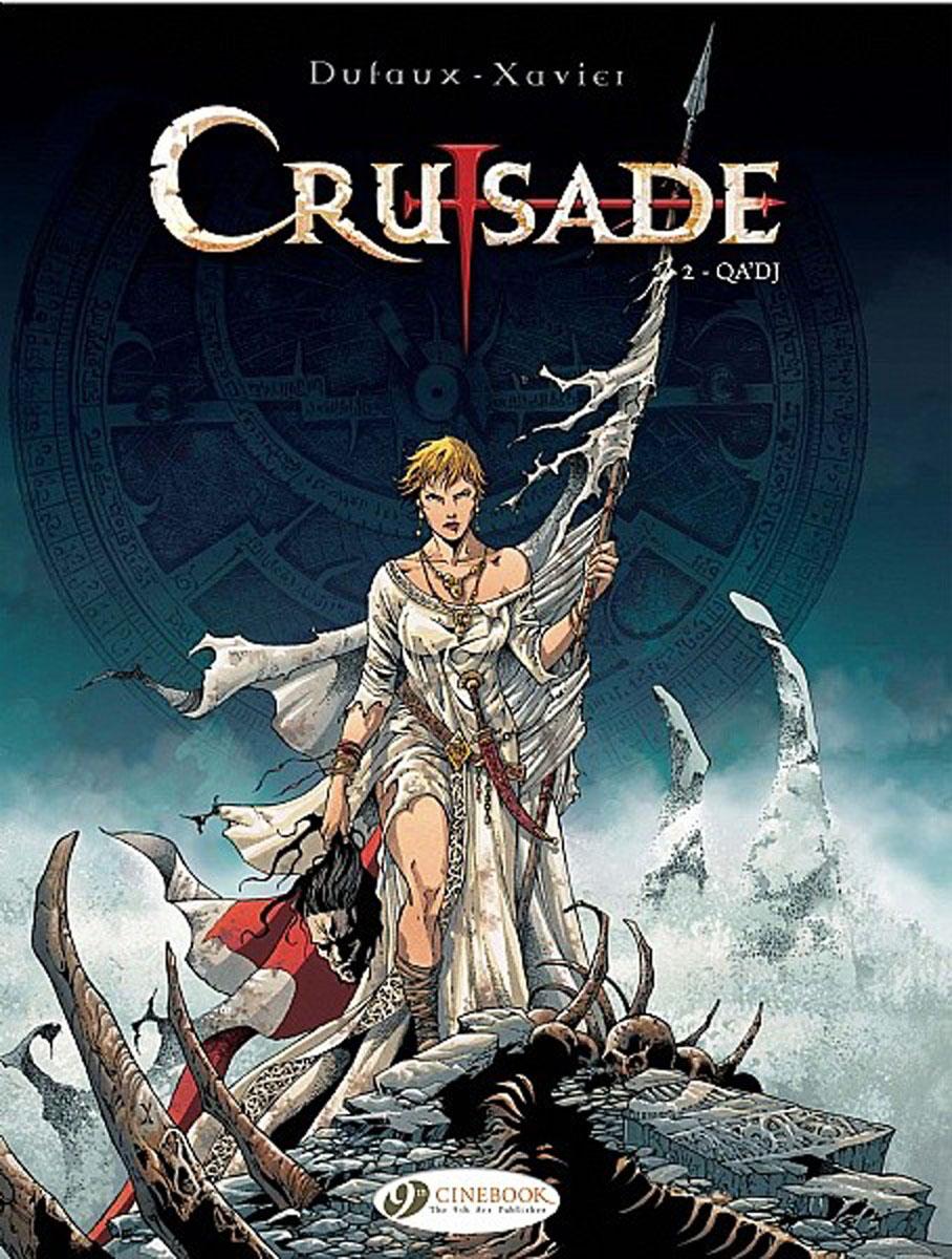 Crusade Vol.2: Qa'dj brave and the bold vol 2 the book of destiny sc