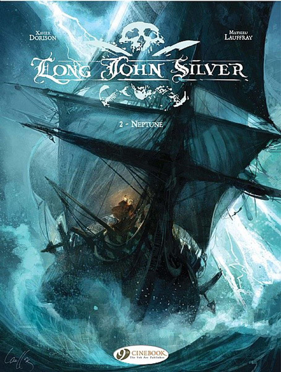 Long John Silver Vol.2: Neptune quelle city walk 827224 page 9