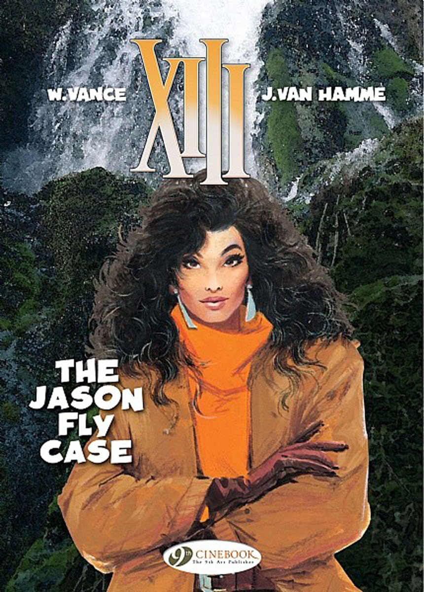 XIII Vol.6: The Jason Fly Case xiii vol 20 the bait